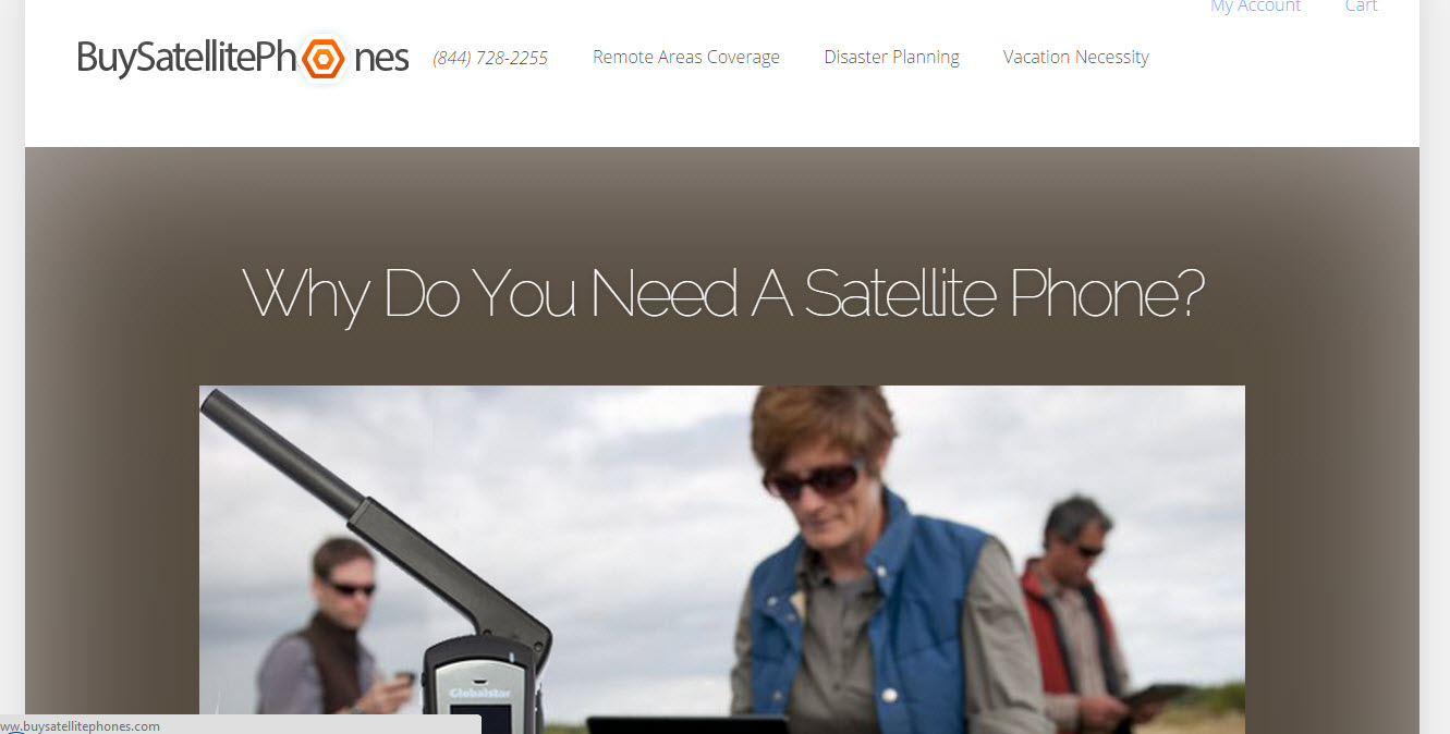 Buy a Satellite Phone and Stay connected anytime and anywhere